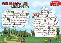 SYLVA FRANCOVÁ: Kreslené pohádky Logos, Funny, Logo, Funny Parenting, Hilarious, Fun, Humor