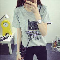 Women's Summer T-Shirt Batman  $10.12 and FREE shipping  Get it here --> https://www.herouni.com/product/womens-summer-t-shirt-batman/  #superhero #geek #geekculture #marvel #dccomics #superman #batman #spiderman #ironman #deadpool #memes