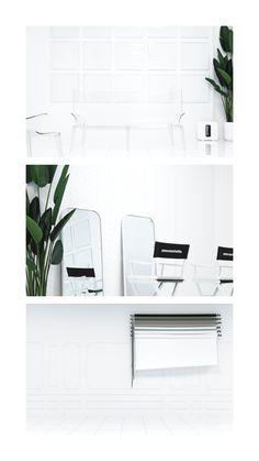 The perfect all-white photography studio All White, Deco, White Photography, Studios, Sunday, Domingo, Decor, Deko, Decorating