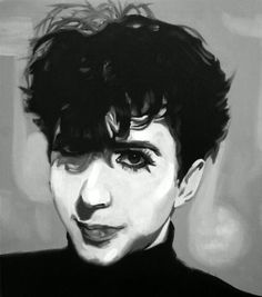 Marc Almond Fine Art Print Soft Cell  Synthpop  New Wave