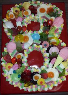 Sweetie cake £22