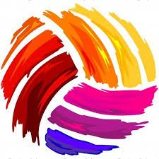 Painted Volleyball Shirt Art - Vector Clipart Painted ...