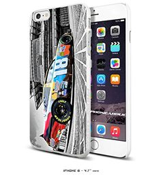 NASCAR RACING ACTION,Cool iPhone 6 - 4.7 Inch Smartphone Case Cover Collector iphone TPU Rubber Case White [By PhoneAholic] Phoneaholic http://www.amazon.com/dp/B00XVLBSKQ/ref=cm_sw_r_pi_dp_DTJxvb08N002T