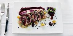 Venison _ Il Bacaro  themelbournemag.com Melbourne Food, Venison, Europe, Ideas, Deer Steak