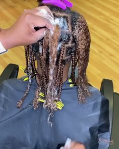 Natural hair 3 strand twist Achieve a beautiful twist out & braid out using our try it kit and custo Braid Out Natural Hair, Protective Hairstyles For Natural Hair, Natural Hair Care, Natural Hair Styles, Natural Twist Hairstyles, Twist Braid Hairstyles, African Braids Hairstyles, Twist Braids, Girl Hairstyles