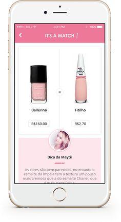 App que encontra dupes de esmaltes importados: http://www.blogdaju.com.br/2016/10/esmaltes-mais-baratos-aplicativo-beleza.html