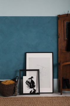 The trend colors of winter - - Teintes Pastel, Color Trends, Bubbles, Gallery Wall, Living Room, Interior Design, Frame, Inspiration, Decorations