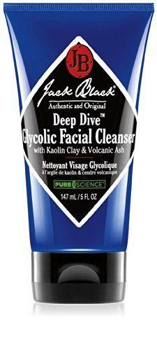 Jack Black Deep Dive Glycolic Facial Cleanser, 5 fl. oz. | I Found Shopping Deals