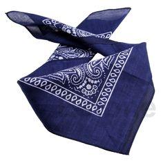 Free Shipping Paisley Bandana HeadWrap Hair wrap Double Side Print 1 pc Cotton Scarf Headband #jewelry, #women, #men, #hats, #watches, #belts, #fashion