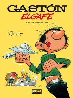 Gastón Elgafe : edición integral 1 / por Franquin y Jidéhem ; [traducción, Gasp!]
