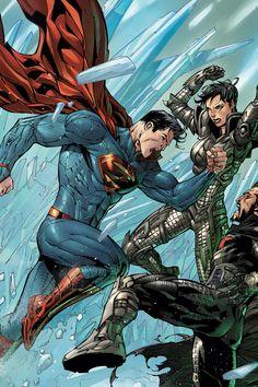 Superman by Tony Daniel