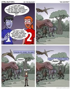 I don't know why anyone would ever not want to be a dinosaur.