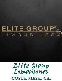 Elite Group Limousine Service In Costa Mesa California