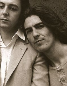 (via forgottenway)  Paul and George