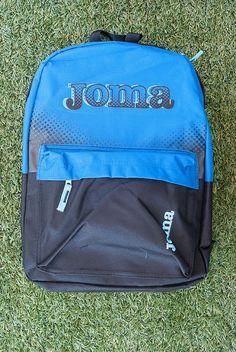 9,95€ - JOMA MOCHILA AZUL - Tiendas MEGASPORT -  #joma #mochila #maleta #macuto #bag #deporte #colegio #deportes #colegial #vueltaalcole #sport #sports #sportbag