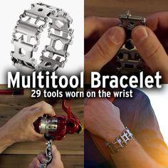 bracelet multitool amazon trucs le garon lextrieur boy scout leatherman tread cub scouts everything thrivival skills mens jewlz