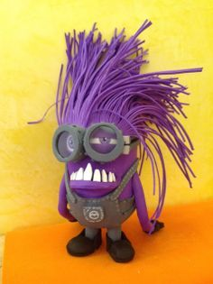 MINION PURPLE FOFUCHA