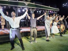 Kevin Kline, Jonathan Groff, Martin Short & More Take Their Bows in the Public Theater's Pirates of Penzance Concert
