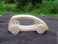Деревянная машинка Пикап 2