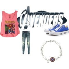 Avenge Me, created by everyoneisbeautiful15 on Polyvore