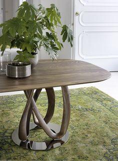 INFINITY Table Design Stefano Bigi For Porada