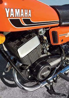 Yamaha RD350 Engine