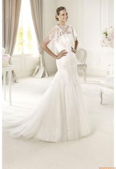 Wedding Dress Pronovias Urturi 2013