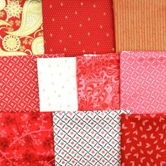 Get quilt store quality fabrics at outlet prices. Yards, Amanda, Fabrics, Quilts, Free Shipping, Red, Collection, Design, Tejidos
