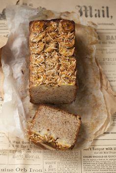 VEGAN BANANA BREAD : The Healthy Chef – Teresa Cutter