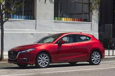 Affordable, fuel-efficient and just plain fun to drive- the 2017 Mazda3 has everything you might want from a small car.