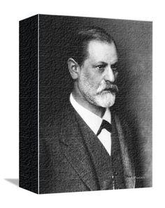 Portrait of Sigmund Freud c. 1900 Stampa giclée su AllPosters.it