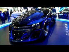 Chevrolet FNR en CES Asia