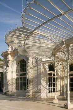 Opéra de Vichy, France - Art nouveau                                                                                                                                                                                 Plus