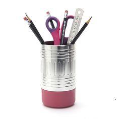 消しゴム付き鉛筆デザインカップ - ガジェットの購入なら海外通販のRAKUNEW(ラクニュー)
