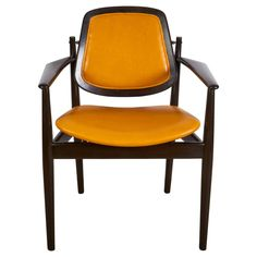 Arne Vodder Chair | From a unique collection of antique and modern armchairs at https://www.1stdibs.com/furniture/seating/armchairs/
