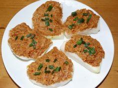RAW recepty babičky Aničky - Pomazánky, omáčky, sýry - Pomazánky 1 Grains, Rice, Food, Essen, Meals, Seeds, Yemek, Laughter, Jim Rice