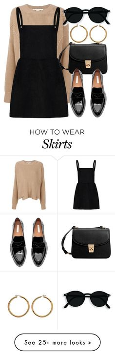"""""""Untitled #7163"""" by laurenmboot on Polyvore featuring STELLA McCARTNEY, MANGO and Vince Camuto #casualchicoutfit"""