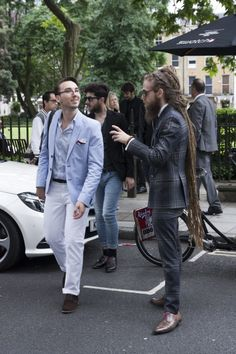 LONDON COLLECTIONS:MEN | STREET STYLE DAY 3