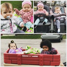 Spring is in the air!🌞 #babies #ParadigmCareandEnrichmentCenter #springtime