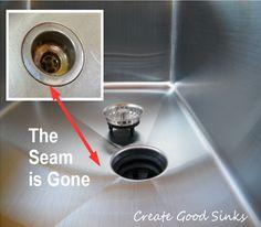 Cleanest And Healthiest Undermount Kitchen Sinks In The World