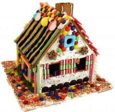 Gingerbread House Contest and Exhibit