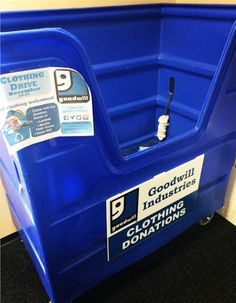 The bins are staying longer! Donate during this holiday season!