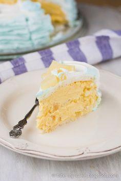 Bite my cake: Torta od ananasa i vanilije / Pineapple vanilla cake Croatian Recipes, Grubs, Cake Cookies, Vanilla Cake, Family Meals, Cake Recipes, Pineapple, Cooking Recipes, Ice Cream