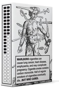Cigarette Packaging Reimagined