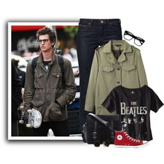 """""""Peter Parker, The Amazing Spiderman"""" by ameve on Polyvore"""