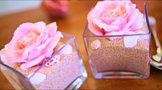 Bethany Mota flower diy