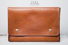 Handmade Leather Document Case