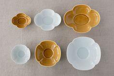 木瓜鉢・木瓜長鉢 (瑞々)   深皿・ボウル・蕎麦猪口   cotogoto コトゴト Plates, Tableware, Licence Plates, Dishes, Dinnerware, Griddles, Dish, Plate, Serveware