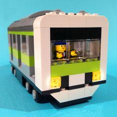 Lego City Fire Truck, Fire Trucks, Lego Trains, Fire Engine, Fire Truck