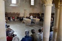 La Fundación Santa María la Real programa 9 cursos de patrimonio y cultura medieval para 2017 http://www.revcyl.com/web/index.php/cultura-y-turismo/item/8709-la-fundacion